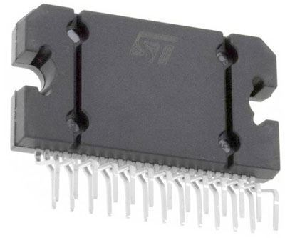 TDA7384A NF zesilovač 4x35W/14V