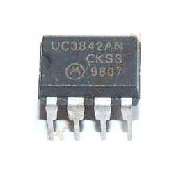 UC3842AN - pro spínaný zdroj,  DIL8