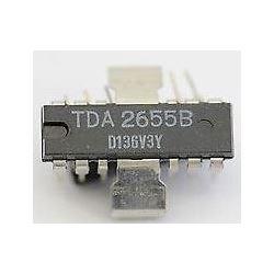 TDA2655B vertikál pro TV