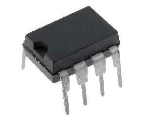 TDA7052 NF zesilovač 1,2W/3-18V, DIL8