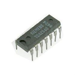 TDA2840 - kvaziparalelní zvuk pro TV, DIL14