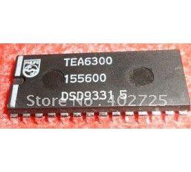 TEA6300 - NF korekce , DIL28