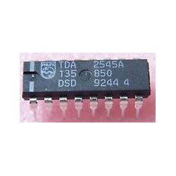 TDA2545A - kvaziparalelní zvuk pro TV, DIP16