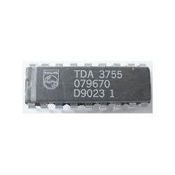 TDA3755 - PAL/SECAM/NTSC video procesor, DIP18