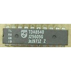 TDA8540 - video switch, DIL20