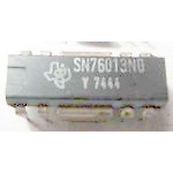 SN76013 - nf zesilovač 5W