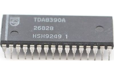TDA8390A - obvod pro TV, DIL32