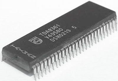 TDA8361 - procesor pro TV, SDIP52