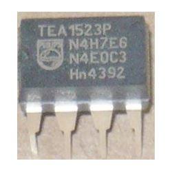 TEA1523 - obvod pro spínané zdroje, DIL8