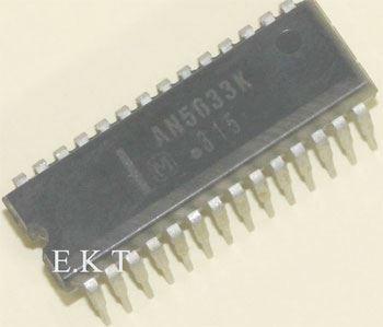AN5633 - obvod pro TV, SDIP23