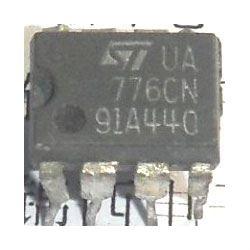 UA776CN - programovatelný OZ, DIL8