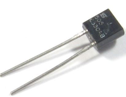 J505 - proudový regulátor 1mA, TO92