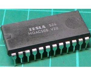 MDAC566 12bitový D/A převodník