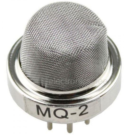 Čidlo MQ-2 pro detekci hořlavých plynů
