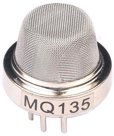 Čidlo MQ-135 pro detekci kvality ovduší