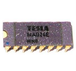 MAB24F -analogový multiplex  DIP16