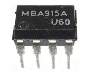 MBA915A NF zesilovač 0,05W TESLA