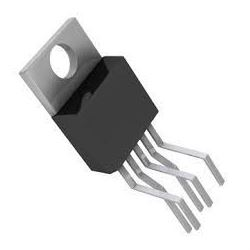 TDA2030A NF zesilovač 16W/16V multiwatt   _TDA2030