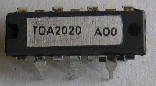 Tda8305a