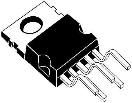 TDA2051 NF zesilovač 40W PENTAWAT