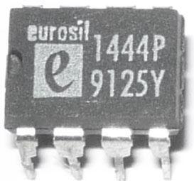 1444P - hodinový obvod, Eurosil, DIP8