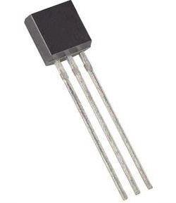 LM335 teplotní čidlo Uref=2,98V