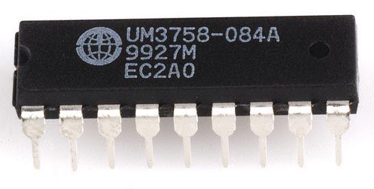 UM3758-084A enkodér/dekodér           _SH3758-084A