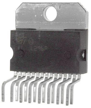 L296P spínaný zdroj 5,1-40V/4A