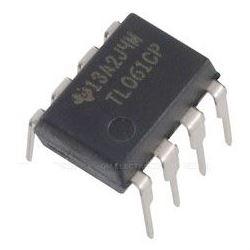 TL061 OZ J-FET DIL8