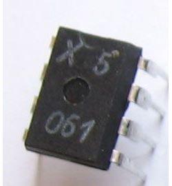 B061D /TL061/  OZ J-FET,DIP8