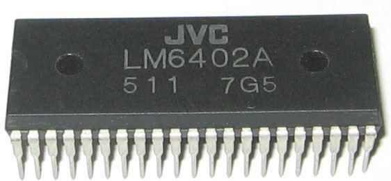 LM6402A - DIP42