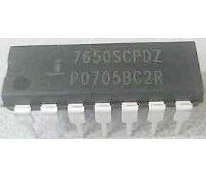 ICL7650 - přesný OZ pro měřící účely, DIL14