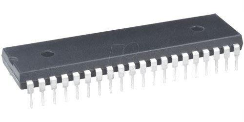 CM609P - řadič, DIL40 /I8272A/