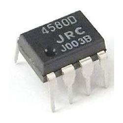 NJM4580D - 2xOZ  DIL8