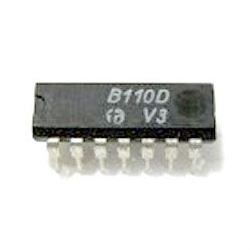 B110D - komparátor, DIL14