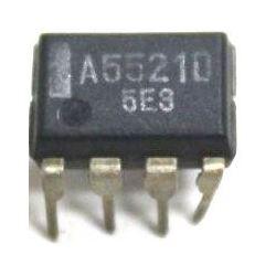 A5521D - řízení DC motoru, DIP8 /LA5521D, KA2402/