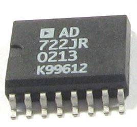 AD722JR - převodník RGB (VGA) na PAL/NTSC