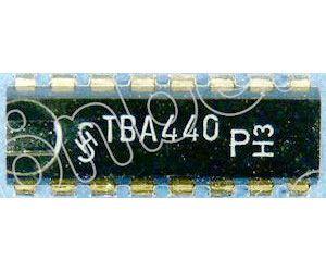 TBA440C - video zesilovač, DIP16