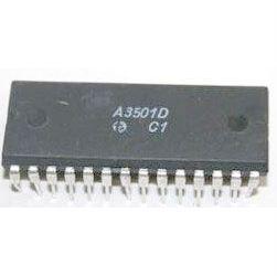 A3501D - obvod pro TV, DIL28 /TDA3501/