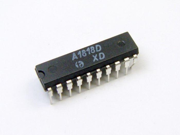 A1818D stereodekodér, DIL20