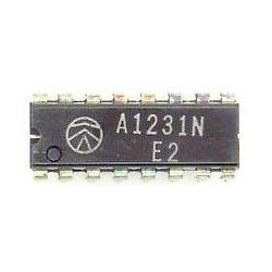 A1231N - FM tuner, DIP16 /LA1231N/