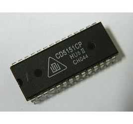 CD5151CP centrální obvod pro čbTV