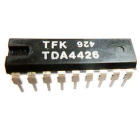 TDA4426 - videozesilovač TV, DIL18