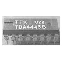 TDA4445B - kvaziparalelní zvuk, DIP16