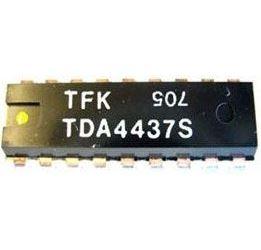 TDA4437S - obvod pro TV, DIP18