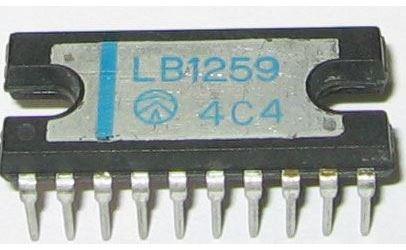 LB1259 - driver pro tiskárny