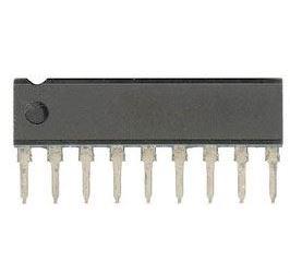 BA5404 - nf zesilovač 0,36W, SIP-9