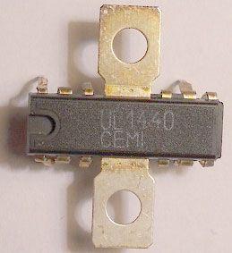 UL1440 - nf zesilovač 9W, TO3-12p