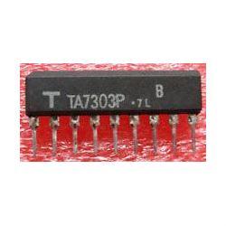 KIA7303P - MF zesilovač SIP9 /TA7303/
