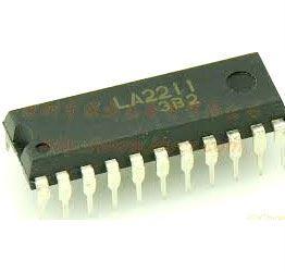 LA2211 - obvod pro rádio/mgf